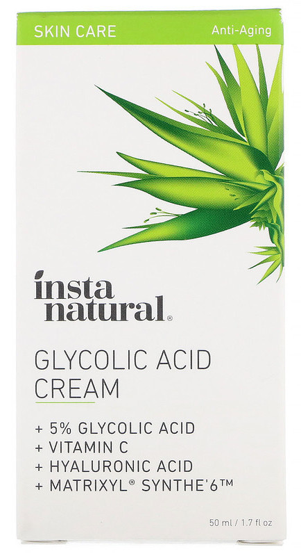 24InstaNatural 5 Glycolic Acid Night Cream