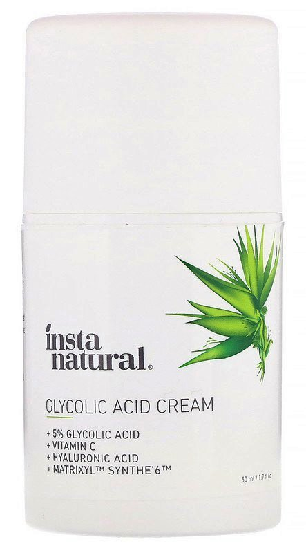 24InstaNatural 5 Glycolic Acid Night Cream2