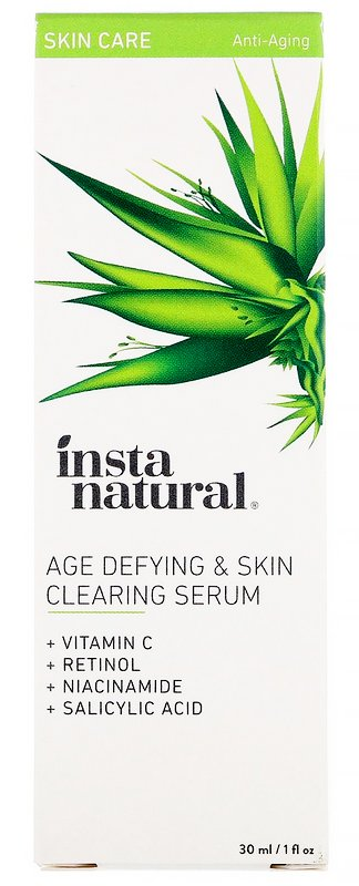 41InstaNatural Age Serum Anti Aging