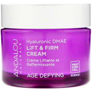 66Andalou Naturals Lift Firm Cream Hyaluronic DMAE2