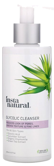 84 InstaNatural Glycolic Cleanser