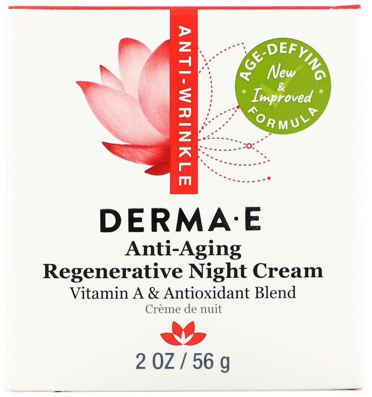 85 DermaE Anti Aging Regenerative Night Cream